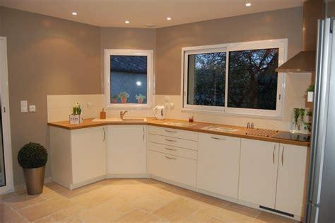 peindre meubles de cuisine peindre une cuisine peinture meuble cuisine couleur