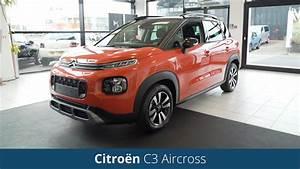 Citroen C3 Aircross 2018 : new citroen c3 aircross suv 2018 review youtube ~ Medecine-chirurgie-esthetiques.com Avis de Voitures