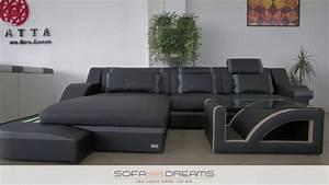 Sofa Dreams : sofa dreams ledersofa palermo als ecksofa mit couchtisch ~ A.2002-acura-tl-radio.info Haus und Dekorationen