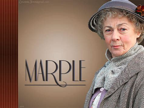 Agatha Christie's Miss Marple Is On The Case