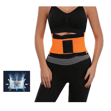 Buy ZSZBACE Lumbar Support Belt Posture Corrector Back ...