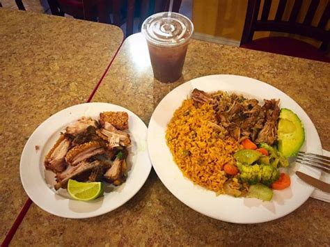 dc hermanos los arroz pernil con gandules aguacate yelp washington owned restaurants orquidea