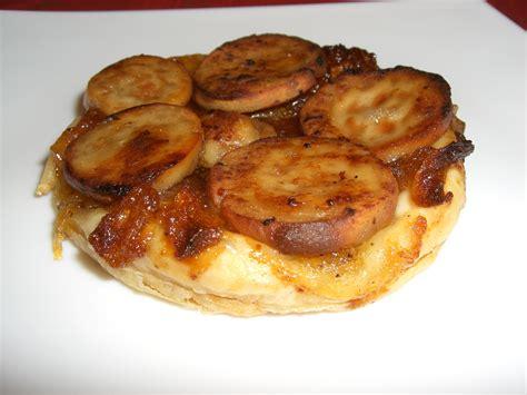 cuisine boudin blanc tarte au boudin blanc et chutney de pommes pour 6