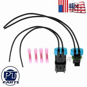 3017238 2pcs Wire Harness Repair Connector Plug 2