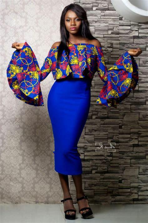 modele wax femme 1001 exemples de couture africaine chic de nos jours