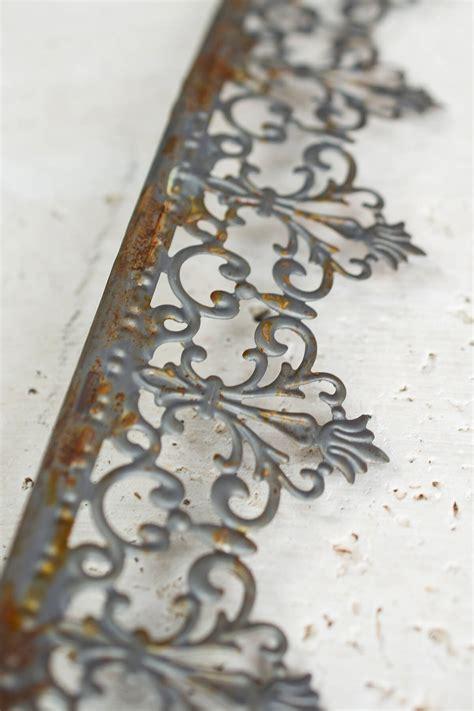 metal trim ribbon victorian trim    ft