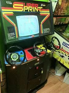 Super Sprint De Sega Sonic