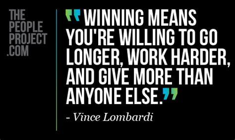 winning vince lombardi quotes quotesgram