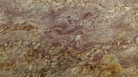 typhoon bordeaux gold granite countertop slabs