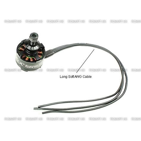 RCX07-405 : RCX H2208 (Φ4mm Shaft) 2000KV Micro Outrunner ...