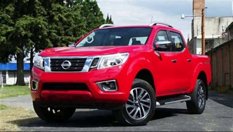 nissan np frontier   redesign price spy