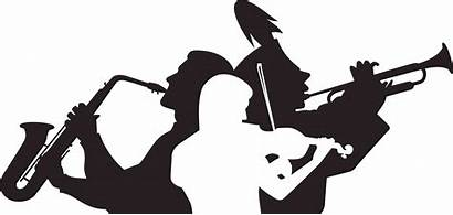 Clipart Band Marching Sound Instrumental Chapel Arts