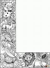 Coloring Crayola Alphabet Joe Dieren Alfabet Kleurplaten Quill sketch template