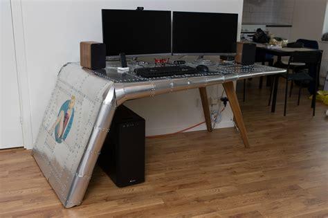 Restoration Hardware Writing Desk - desks designed with modern look and industrial styling