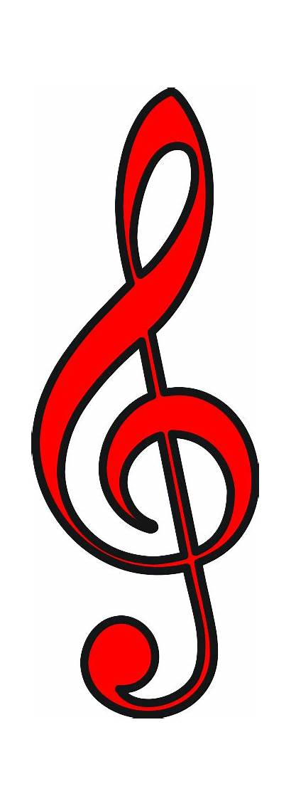 Note Clip Musical Notes Clipart Vector Cliparts