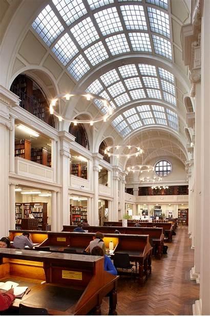 Bristol Library Central Community Ridi Lighting