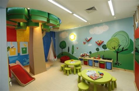 Kids Playroom Design Ideas That Usher In Colorful Joy