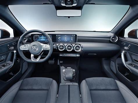 mercedes benz  class sedan interior