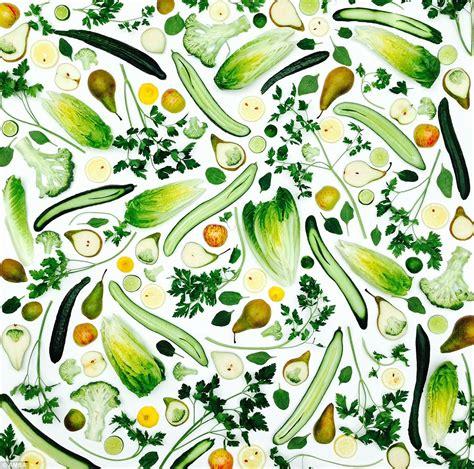 artista cria lindas obras de arte  frutas  legumes