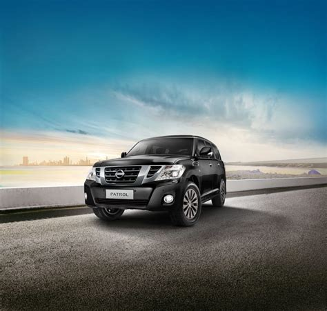 View photos, colors, specifications and explore features at the official nissan philippines website Nissan Bahrain Launches New Patrol Titanium - Bahrain This ...