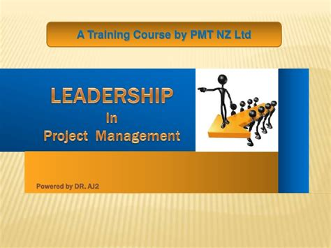 leadership  project management