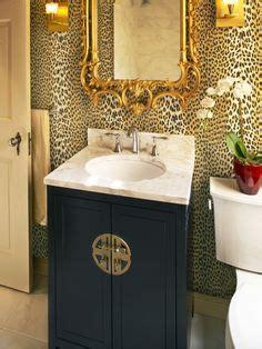 Leopard Bathroom Decorating Ideas by Leopard Print Bathroom On Animal Print