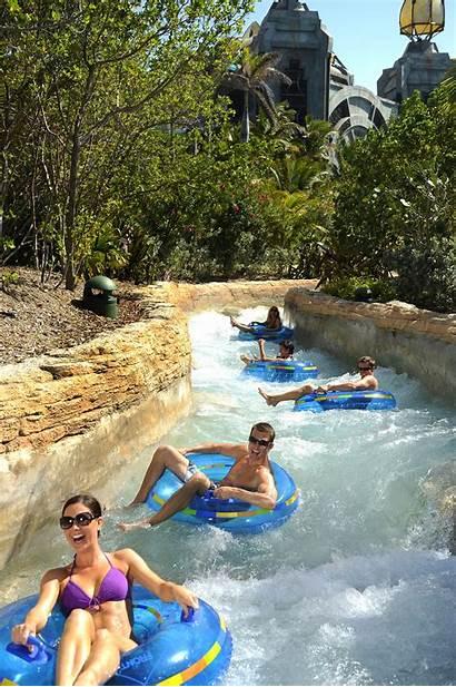 Atlantis Vacation Bahamas Lazy River Waterpark Aquaventure