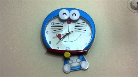New Doraemon Toy Clock For Kids Room