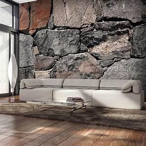 Stein Tapete 3d : vlies fototapete stein optik steinwand natur tapete tapeten wandbild xxl fob0191 ebay ~ A.2002-acura-tl-radio.info Haus und Dekorationen
