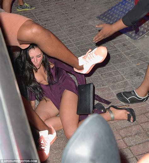 topless petite public toilet geordie shore s chloe ferry and holly hagan wear revelaing