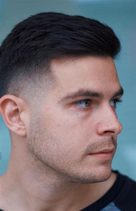 coupe de cheveux tendance ete  homme