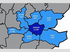 How Much Does It Cost To Rent Outside London? Londonist