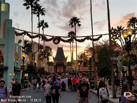 wdw day  afternoonevening  disneys hollywood