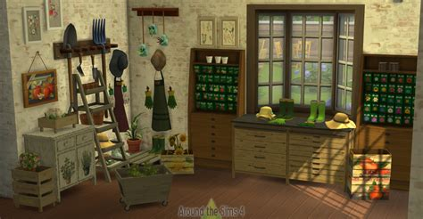 gardening shop  sandy liquid sims