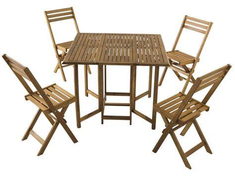 chaises pliantes conforama ensemble table 4 chaises pliantes butterfly conforama
