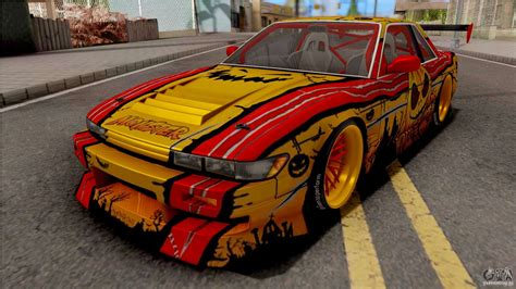 We did not find results for: Nissan Silvia S13 1990 B-Aero Kit для GTA San Andreas