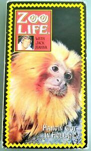 Zoo Life with Jack Hanna: Hangin' Out in Holland (VHS ...