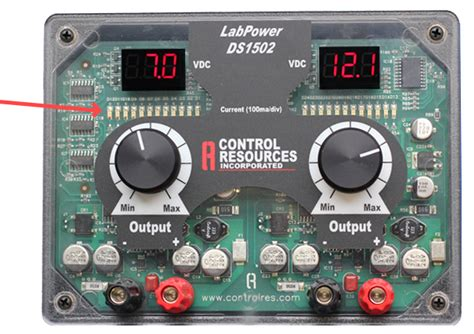 Vdc Variable Bench Top Power Supply Labpower