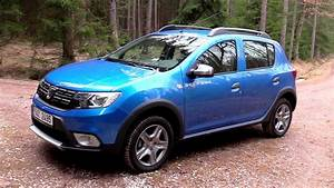 Dacia Sandero Automatique 2017 : walkaround 2017 dacia sandero stepway youtube ~ Maxctalentgroup.com Avis de Voitures