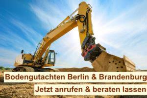 bodengutachten vor grundstückskauf bodengutachten brandenburg bodengutachten berlin