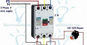 Contactor Wiring Diagram Start Stop