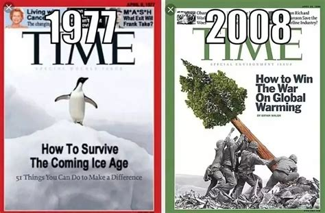 70s Global Cooling