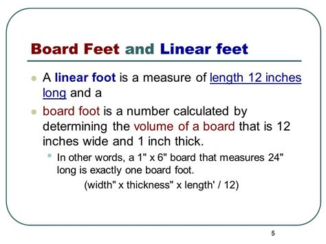 how to measure a linear foot for kitchen cabinets calculating board linear square ppt 9919