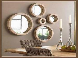 Many Decorative Wall Mirrors for Living Room : Decorative