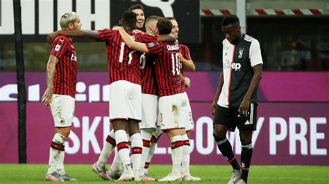 Milan Hit Back with Three Goals in Five Minutes to Floor ...