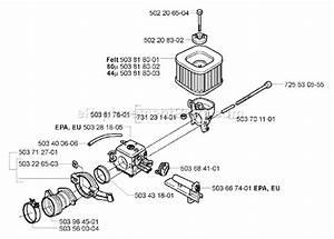 29 Husqvarna 372xp Parts Diagram