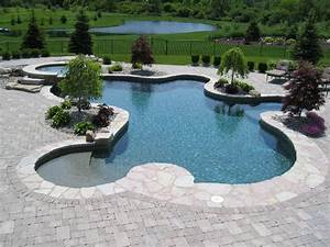 Aquascapes home for Inground swimming pool designs ideas