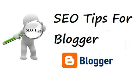 Easy Seo Tips For Blogger Virtually Homemade
