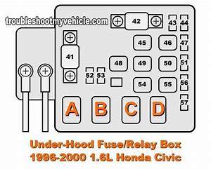 01 05 Civic Fuse Box Diagram
