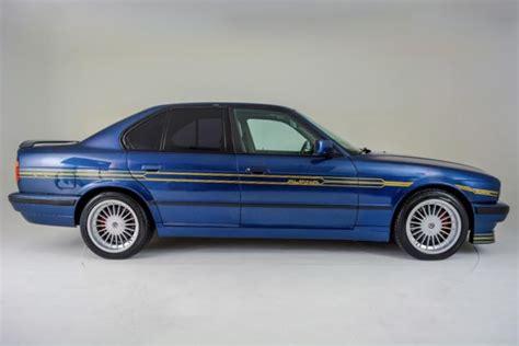 1990 Bmw Alpina B10 Bi-turbo #366 For Sale
